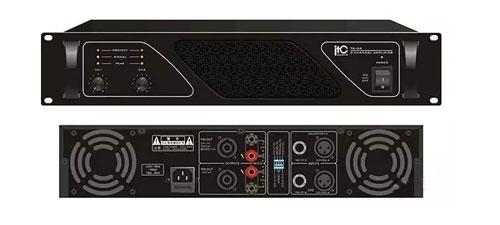 功放电路设计需合理,线路失真尽可能低,频带展宽,频响曲线平直,噪音低