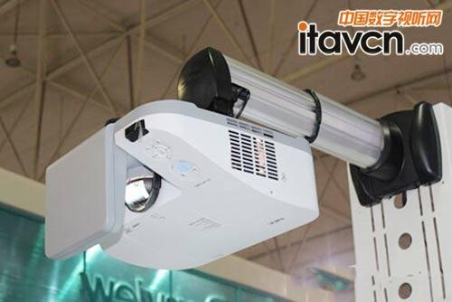 nec um301w  宽屏超短焦投影仪新品