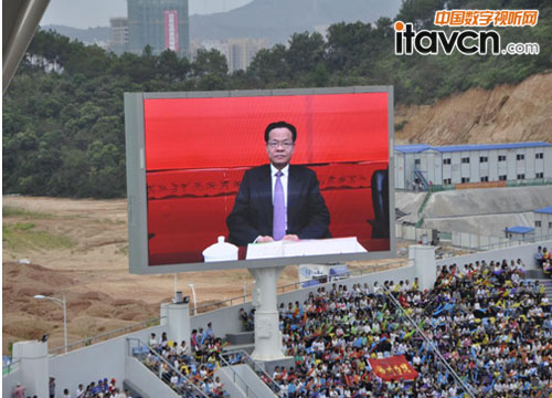 广西壮族自治区人民政府主席陈武致本届运动会开幕辞