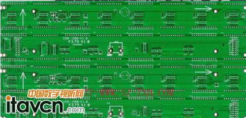 这是衡量一块印刷电路板是否合格的标准.