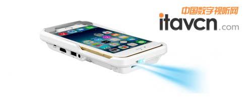 苹果iphone6手机有微型投影仪功能