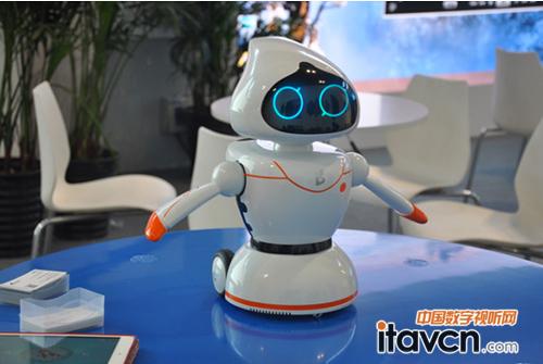小萝卜儿童智能机器人