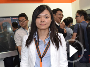 InfoComm:专访维图斯市场部经理陈少如