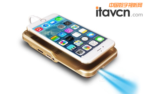 一仆七主 美高g6苹果手机微型投影仪_投影机-中国数字