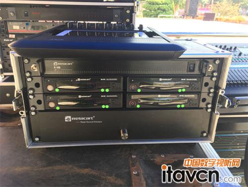 hr-31s无线音频系统机柜套组