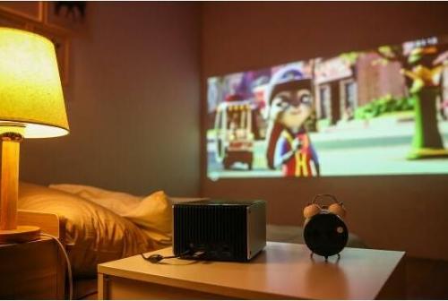替代传统投影的时刻终于来临 极米H1S无屏电视深度体验