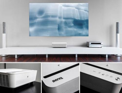 宅家更有趣 明基激光超投电视新品开售