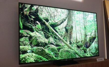 """索尼推出4K液晶电视Z9D""""完美之作"""""""