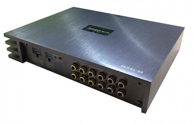 BOSS级调音神器 调音侠S812DSP功放上市