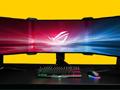 CES 华硕推两款24.5英寸240Hz显示器
