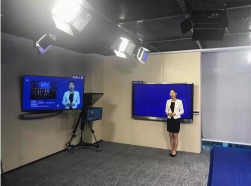 连小学生都会使用的校园电视台备受关注