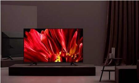 索尼发布4K液晶电视Z9F 8月中下旬上市
