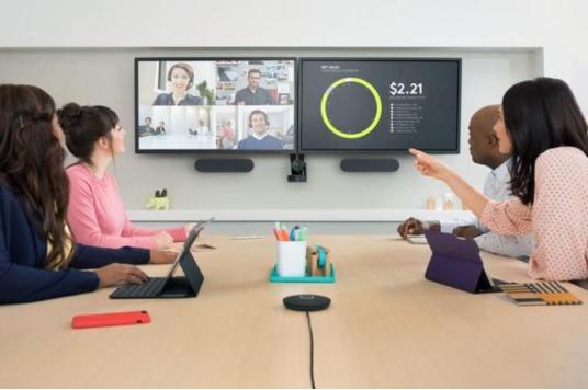 罗技商务高清音视频会议系统正式上市