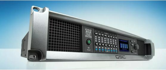 QSC为Q-SYS生态系统推CX-Q系列网络功放