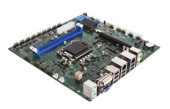 杰和多扩展Micro-ATX 主板IBC-961上线