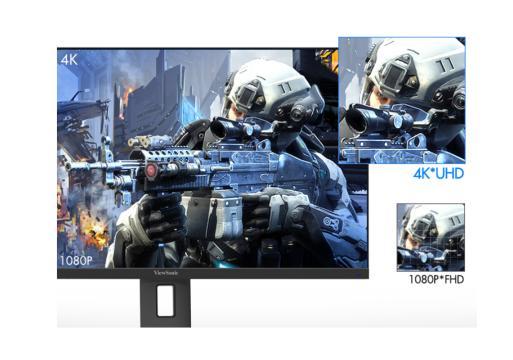 优派推出高清显示器VX2831-4K-HD新品