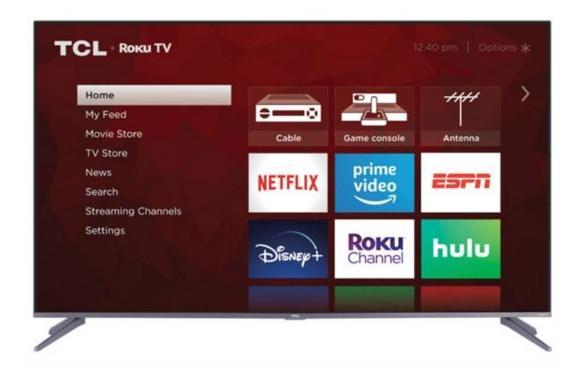 TCL在海外市场发布新一代Roku电视产品