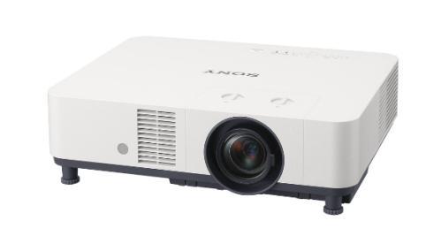 索尼推出新型小型化高画质激光投影机
