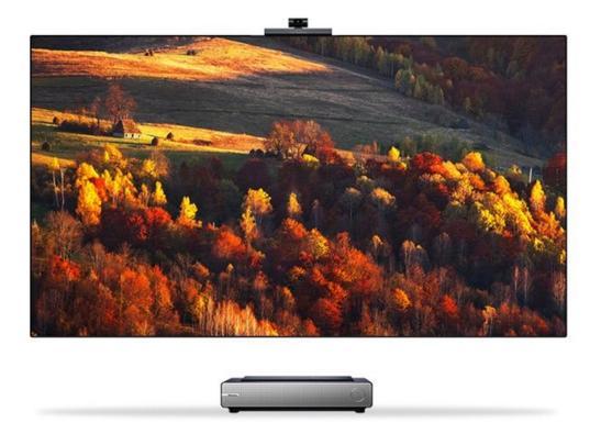 海信 推出全新L9F系列激光电视产品