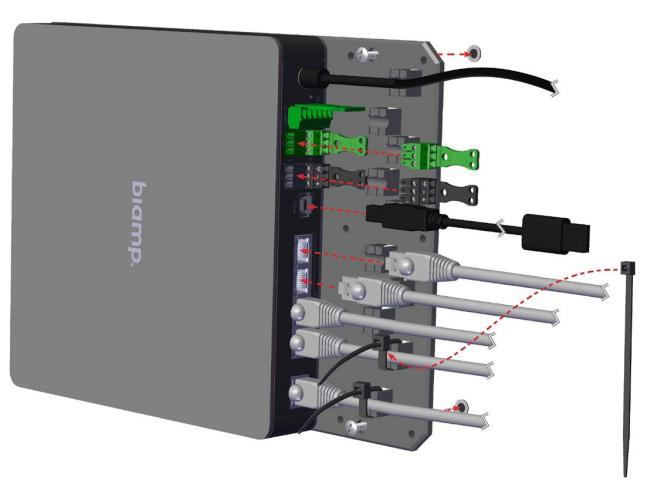 Biamp新品 Devio SCX会议音频处理器