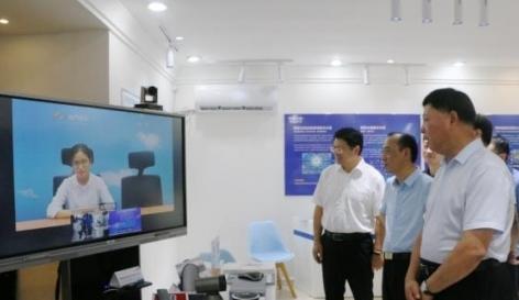 南方电讯统一协作解决方案闪耀移博会