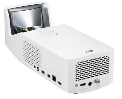 LG便携微型投影仪HF65LS送00寸幕布