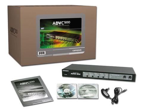 Canopus ADVC500