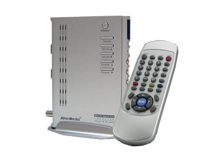 AverMedia 液晶电视器750 TVBox-新视界II