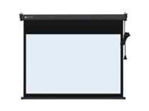 Jscreen电动幕(JD2-150S/WG801白塑)