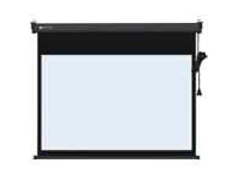 Jscreen自锁幕(JJ2-100B/WG801白塑)