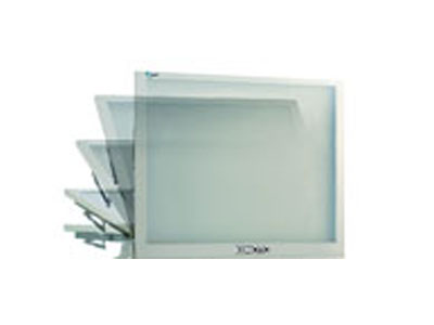 Kimoto折叠式64英寸投影屏幕一体机