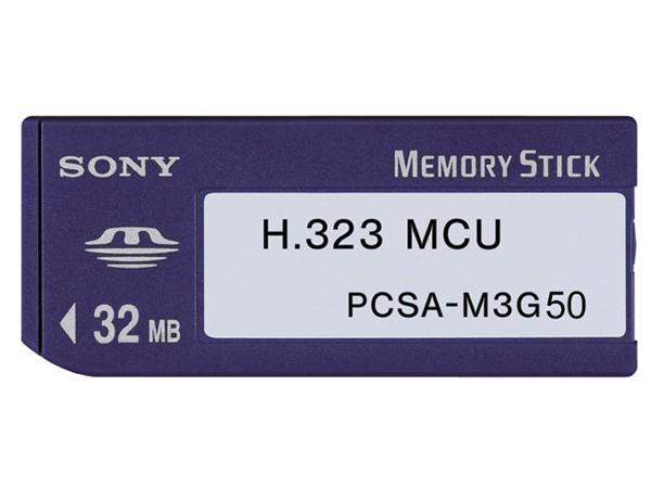 索尼ISDN MCU PCSA-M0G70