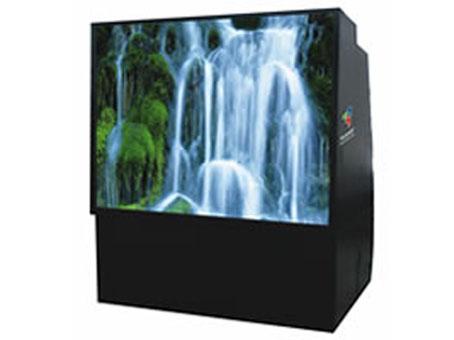 彩讯LCD单体背投