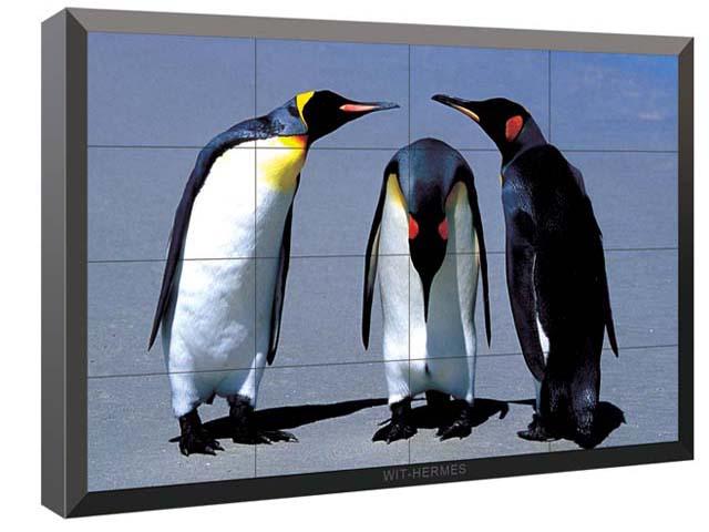 华特恒信LCD液晶拼接显示屏