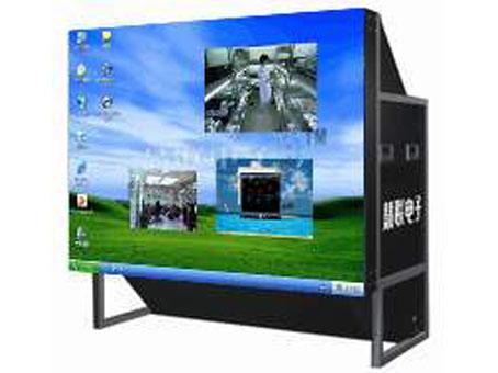 慧联DLP双灯拼接大屏幕显示系统