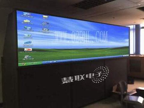 慧联LCD拼接单元大屏幕显示系统