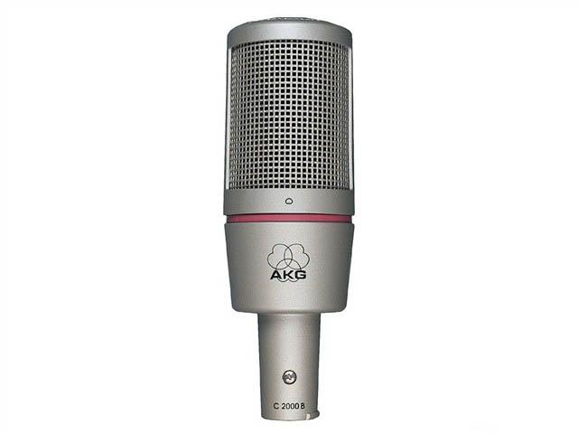 AKGC2000B