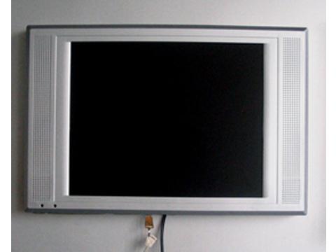 金众电子17寸塑料外壳广告机