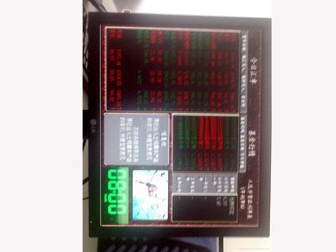 鄂佳小区物业数字信息发布系统