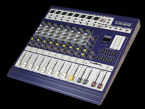 德利亚DJM808