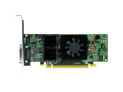 MatroxQID Low-profile PCIe