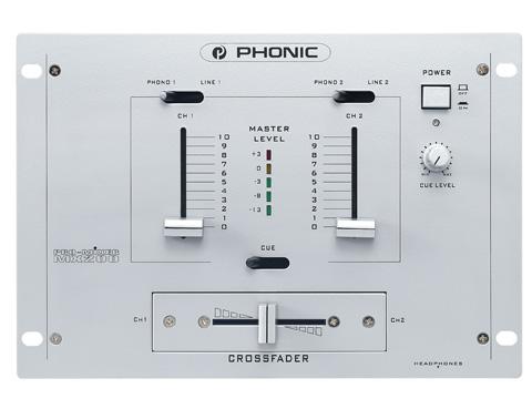 PHONIC-MX 200