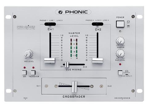 PHONICMX 202