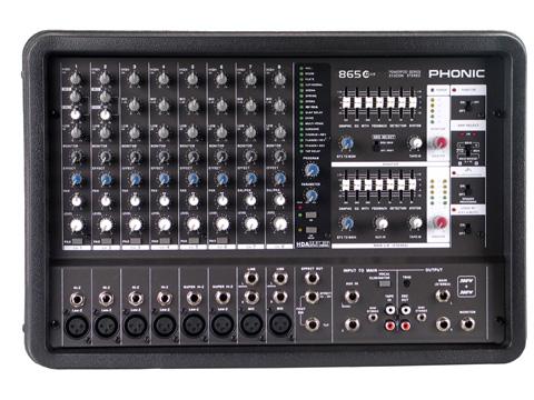 PHONICPowerpod 865 Plus