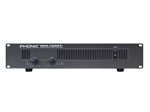 PHONICMAX 2500 Plus