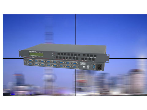 万州科技VGA8*8