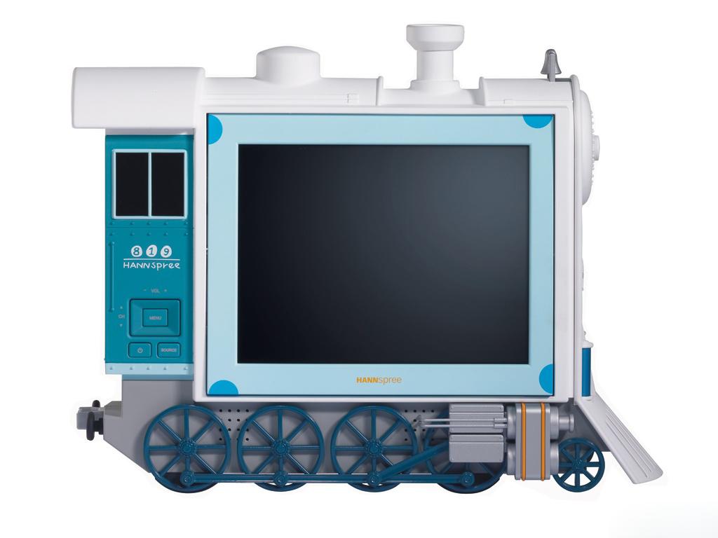瀚斯宝丽蒸汽火车