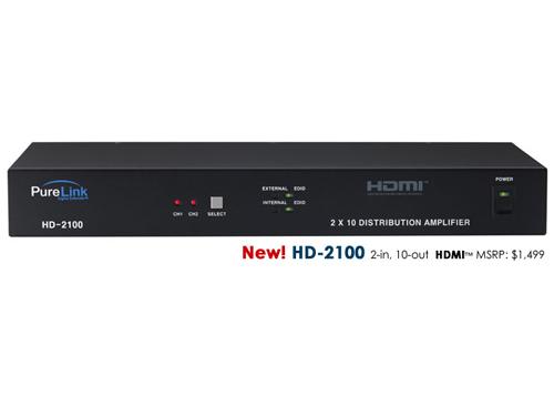 PureLinkHD-2100