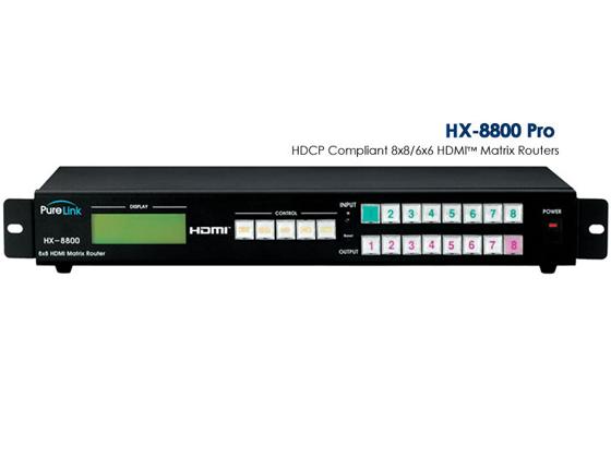 PureLinkHX-8800 Pro