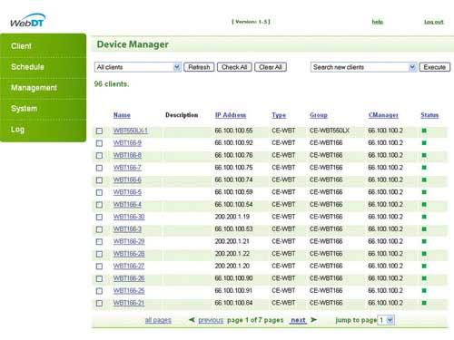 定谊设备管理软件